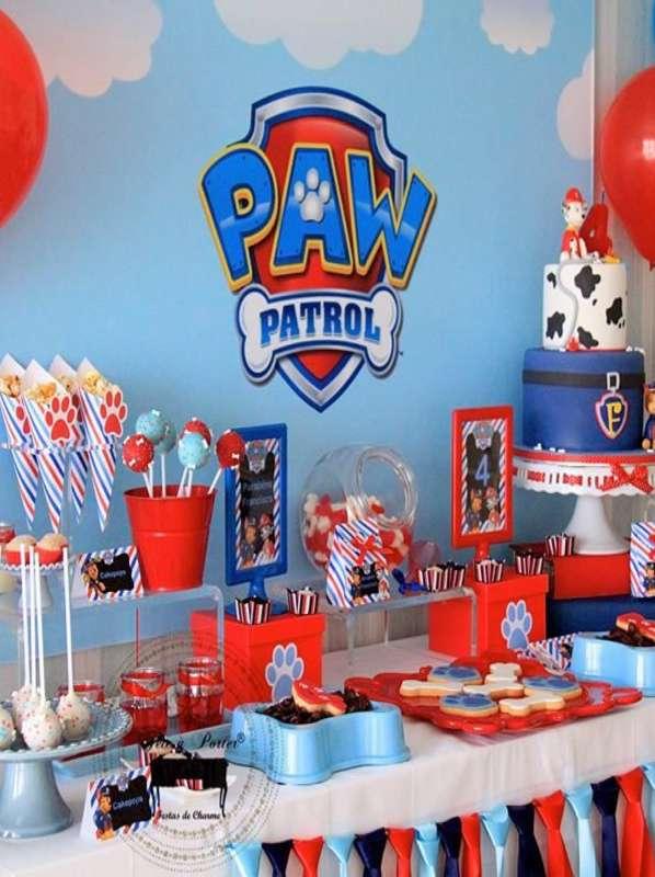 Deco Anniversaire Pat Patrouille