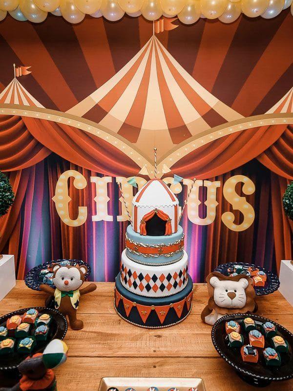 fete enfant cirque clown organisation