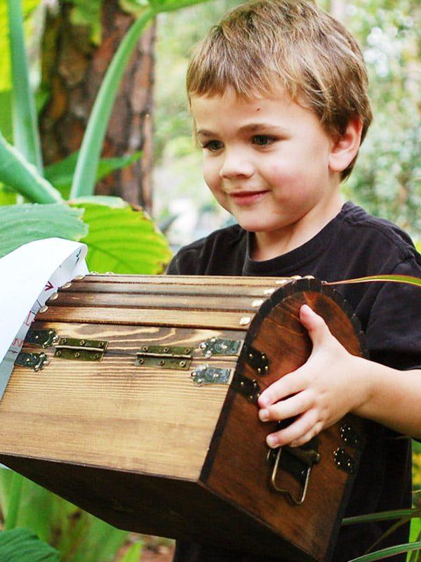 organisation chasse au trésor pour enfant avec animation paris