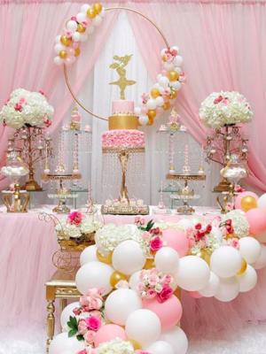 decoration de luxe pour anniversaire enfant