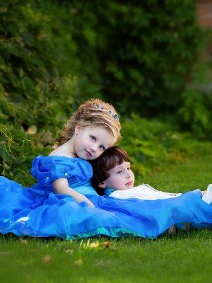 anniversaire thème princesse organisation animation sur paris