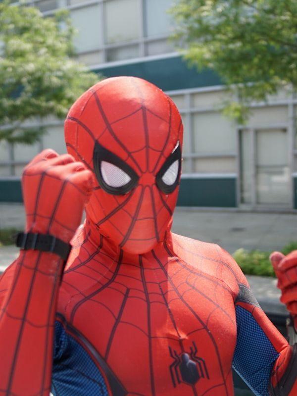 Fete D Anniversaire Theme Spiderman Pour Enfant Animation Reve En Or