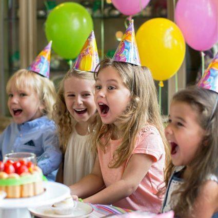 thème d'anniversaire pour fête enfant, animation à thème