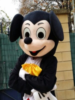 fete enfant mickey animation paris