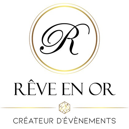 Logo reve en or trailer box