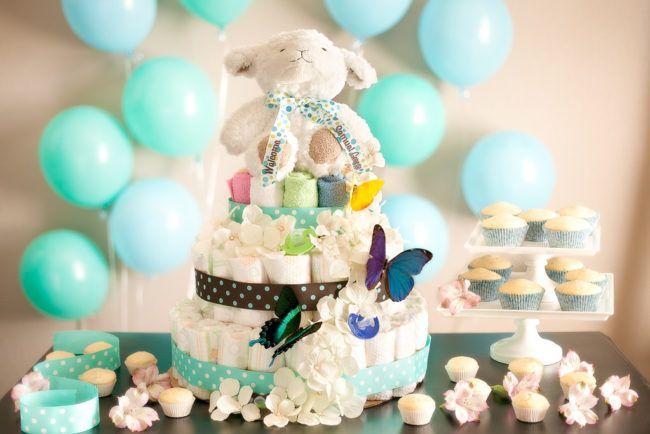 organisation baby shower fête naissance de bébé