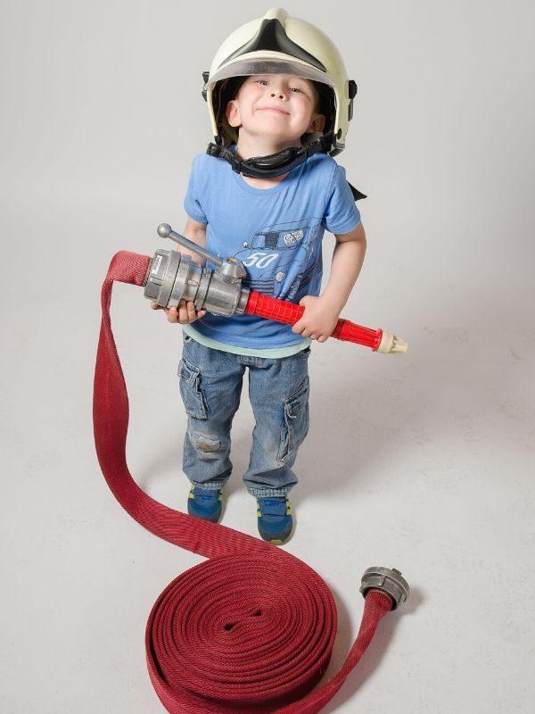 anniversaire enfant thème sam le pompier paris organisation fête
