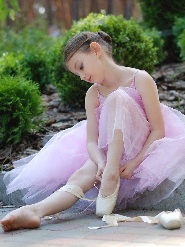 ballerine anniversaire enfant danseuse fête à domicile danse paris