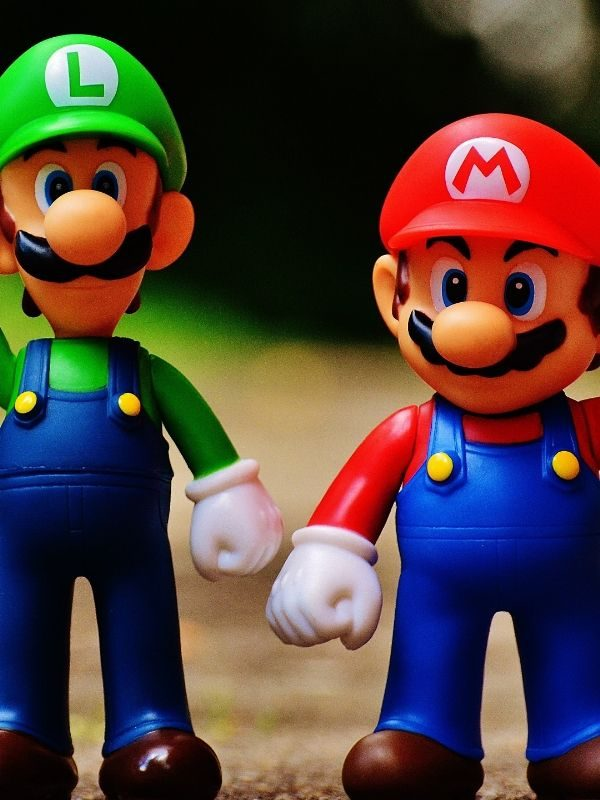 anniversaire organisation fete enfant Mario kart luigi décoration mario bros animation