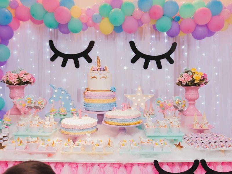 anniversaire licorne pour enfant organisation animation sur paris