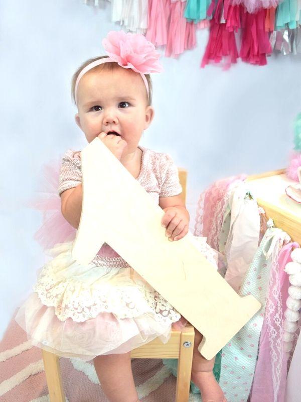 idées anniversaire 1 an pour organiser les un an de mon bébé