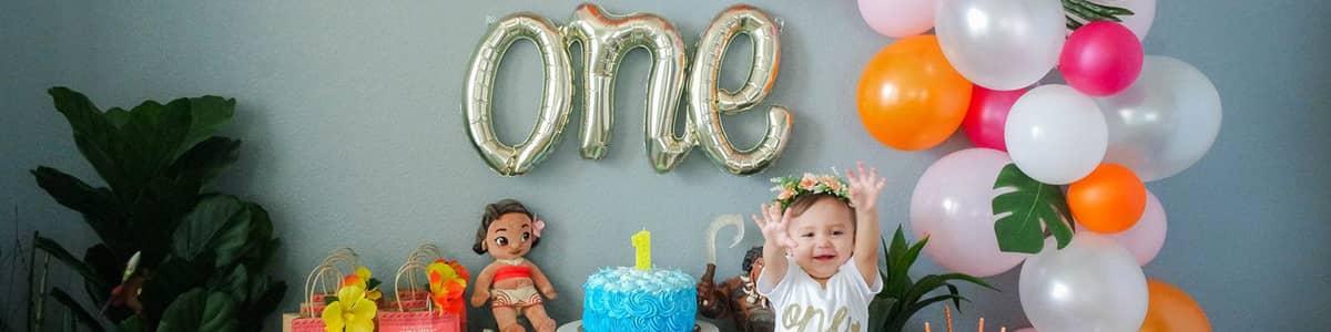 anniversaire un an bebe organisation