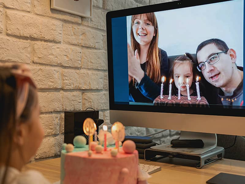 anniversaire enfant visio animation zoom covid