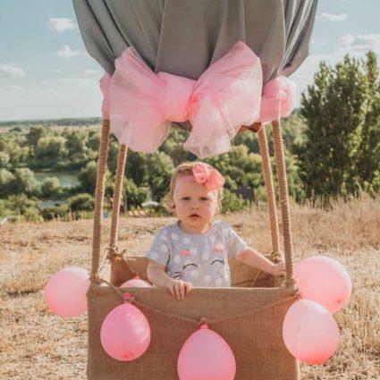 fete visio rose ballon box